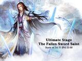 The Fallen Sword Saint