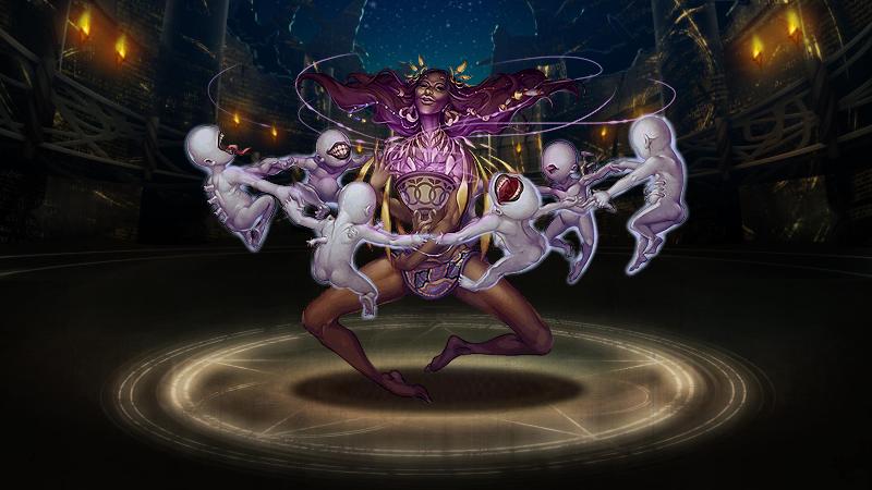 God of Pestilence - Namtar