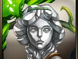 Broken Statue of Goddess of Luna