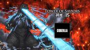 Tower of Saviors x Godzilla