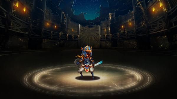 Aqua Knight-errant