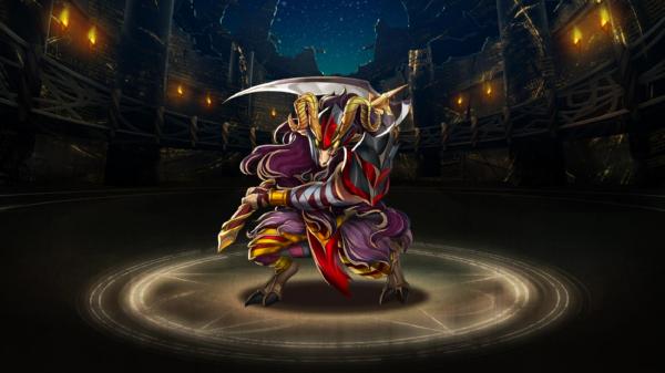 Baphomet the Demonic Goat