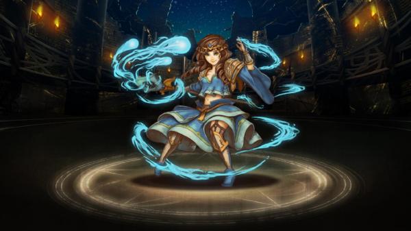 Aqua Elementalist Molly