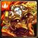 No. 1182 Evil-purging Dragon of Flames - Piasa