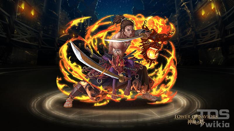 Dual Blades Musashi