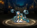 Ursula the Dragon Maiden