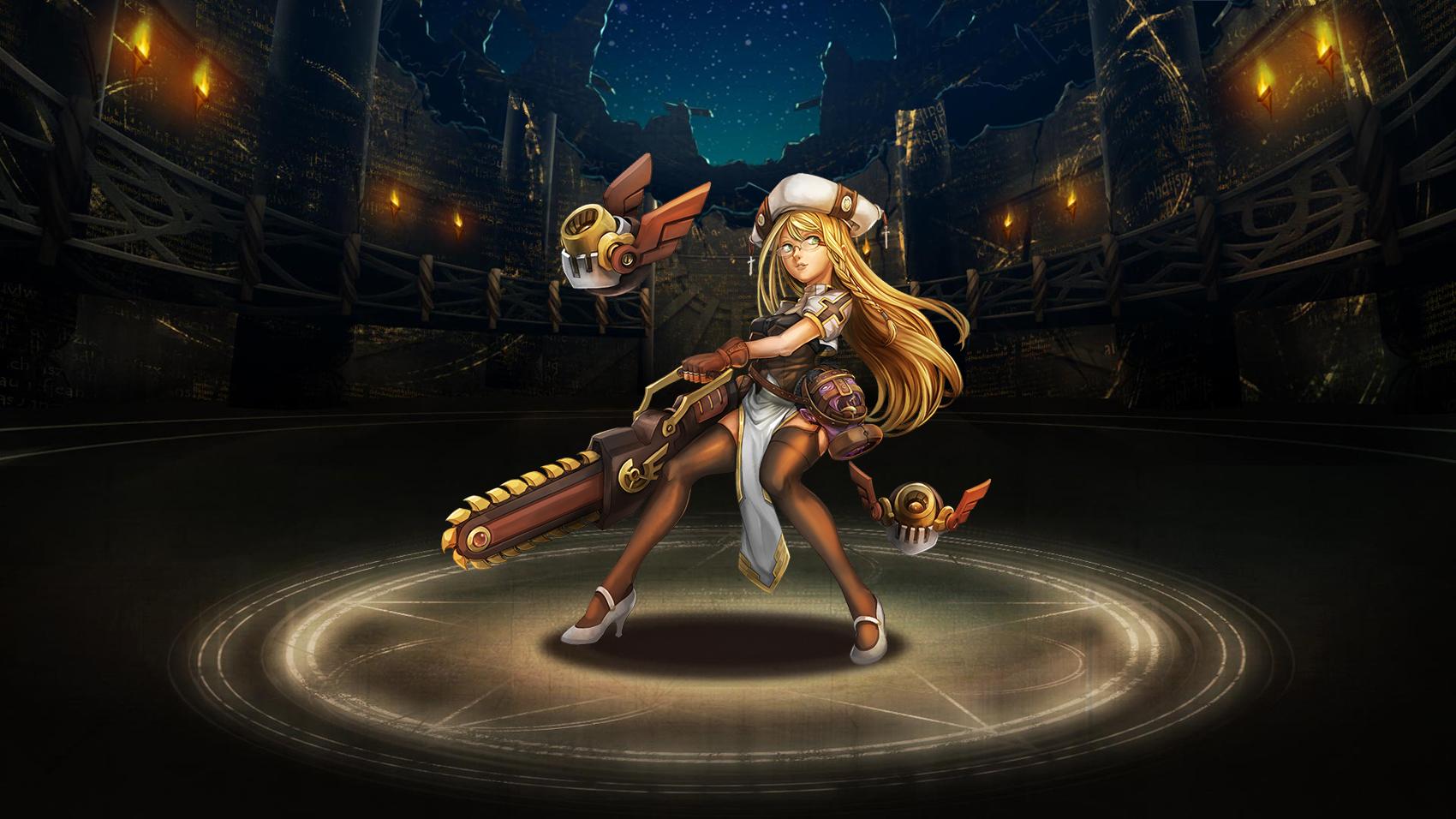 Antonia the Divine Punisher