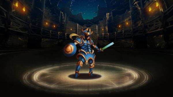 Aqua Swordslady