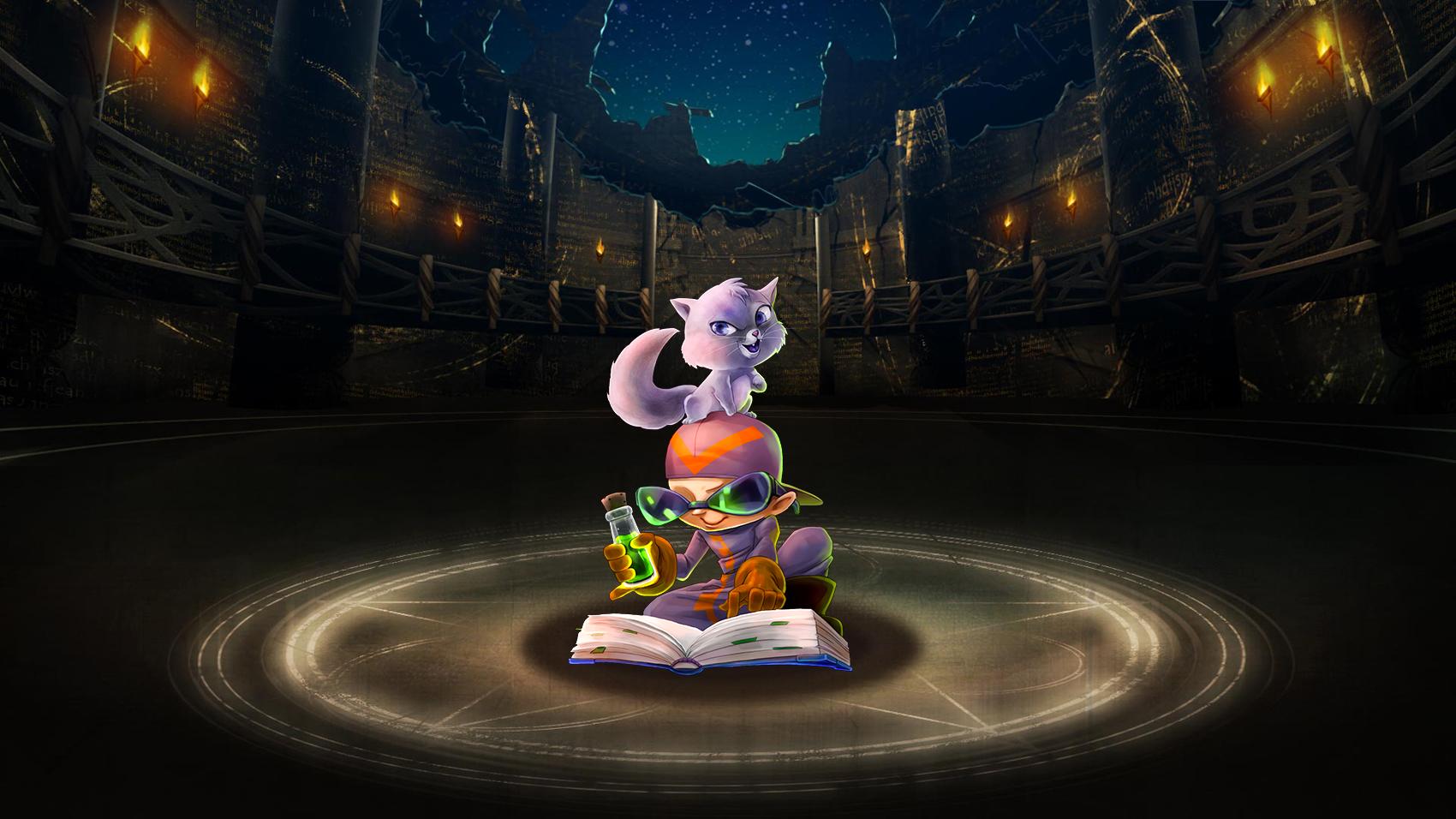 Alchemy Apprentice