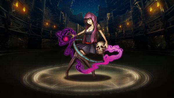 Dark Archmage Endor