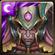 No. 645 Immortal Judge of Afterlife Osiris