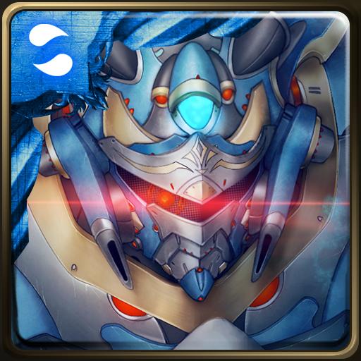 Elite Bot - Navy
