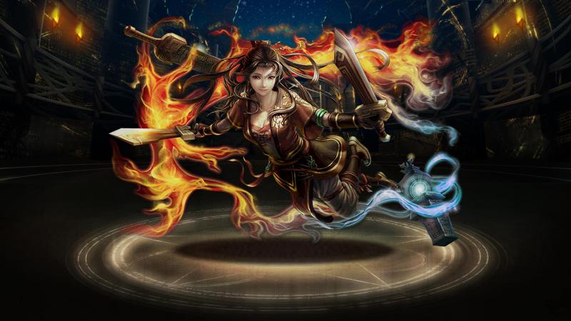 Cauldron of Divinity - Tuo Ba Yu-Er