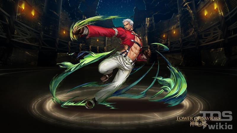 Final Impact - Yashiro Nanakase