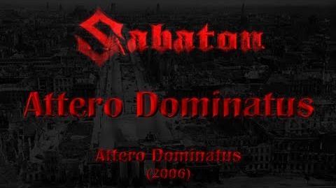 Sabaton - Attero Dominatus (Lyrics English & Deutsch)