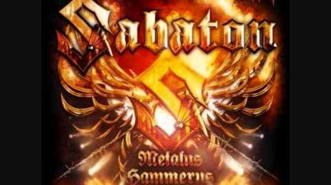 Sabaton-Swedish Pagans 2012
