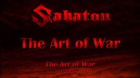 Sabaton - The Art of War (Lyrics English & Deutsch)-0