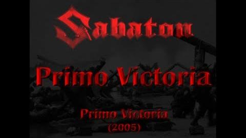 Sabaton - Primo Victoria (Lyrics English & Deutsch)