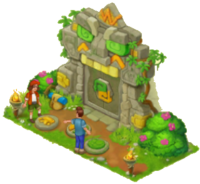 Lost City Gate