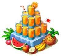Pyramid of Smoothies