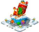 Santa's Turbo Sleigh