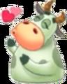 Romantic Cow
