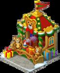 Holiday Market Stall
