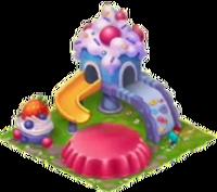 Jelly Trampoline