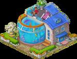 Aquarist's House