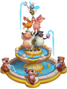 BFF Fountain Year 7