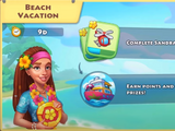 Beach Vacation Event