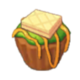 Muffin Kiwi Cream Caramel Wafer.png