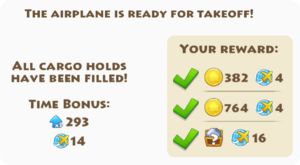 Fully Loaded Airplane Reward Info.png