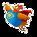 Sticker- Chicken1