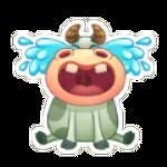Sticker- Cow1
