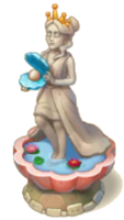 Riches of the Seas Statue.png