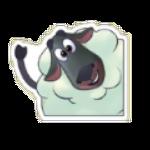 Sticker- Sheep2