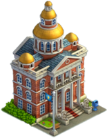 Town Hall Complete