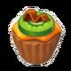 Muffin Peach Cream Kiwi Chocolate.png