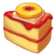 Sponge Cake Strawberry Cream Wafer Peach.png