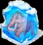 Frozen Mammoth