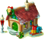 Santa's Helper's House
