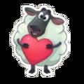 Sticker- Sheep1
