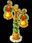 Holiday Lamp Post