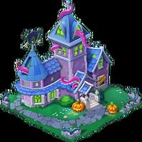 Cursed House