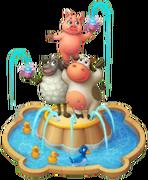 BFF Fountain Year 4