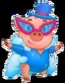 Dancing Piggy