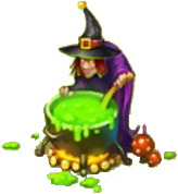 Witch with a Potion