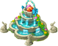 Easter Fountain