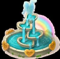 Heart-to-Heart Fountain